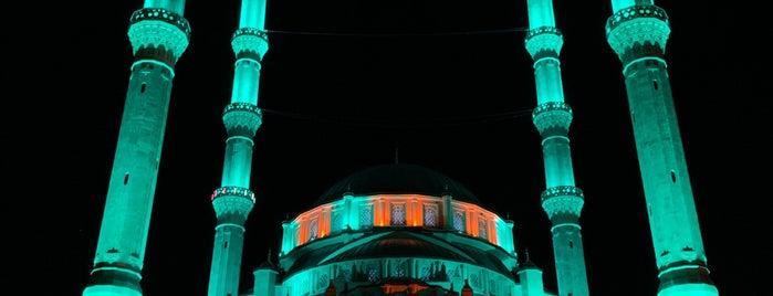 Haci Kasim Altunkaya Camii is one of Locais curtidos por Seda.