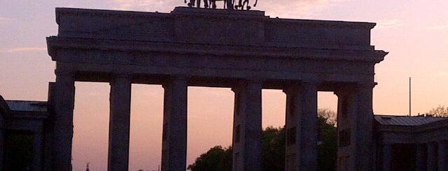Puerta de Brandeburgo is one of #rp13 - Best of Berlin neben der re:publica 2013.