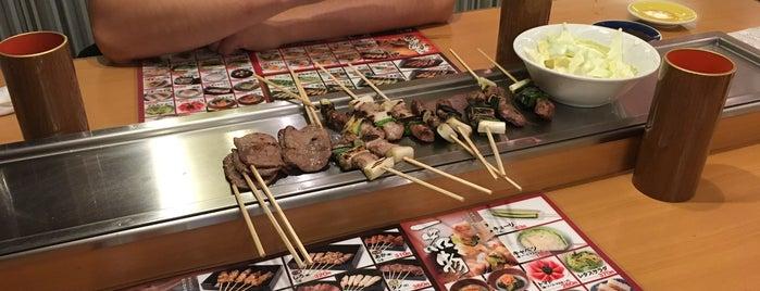 秋吉 種池店 is one of 美味しいお店.