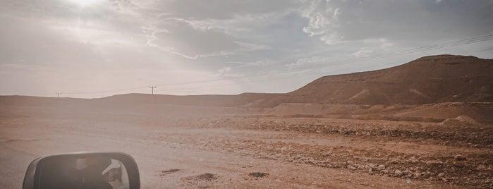 Al Manjoor Trail is one of Outdoorsy sites in Riyadh.