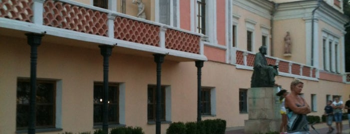 Картинная галерея Айвазовского is one of Masha 님이 좋아한 장소.