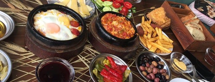 Kavacık Balkon Kafe is one of ISTANBUL ASIA RESTAURANTS.