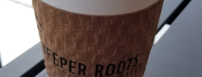 Deeper Roots Coffee is one of Cincinnati, OH.