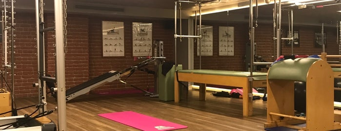 Carrera Fitness & Spa Bellevue is one of Lugares favoritos de Cansu.