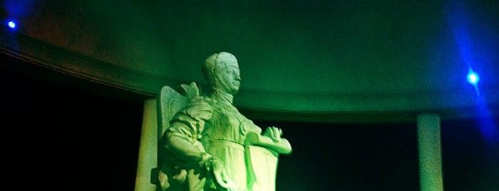 Пам'ятник Марії Рівненській Несвицькій is one of Locais curtidos por Vadym.