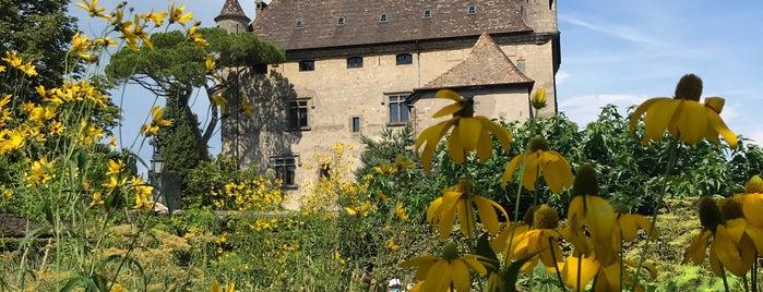 Château d'Yvoire is one of Les plus beaux villages de France.
