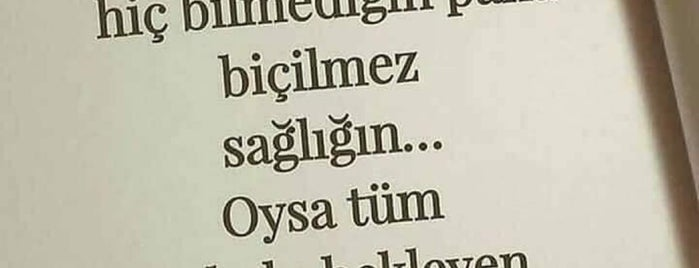 Özel Gaziemir Cerrahi Tıp Merkezi is one of Ayşe Nur 님이 좋아한 장소.