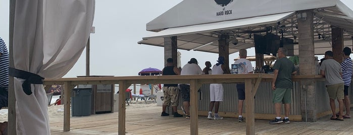 Hard Rock The Beach Bar is one of Fun.