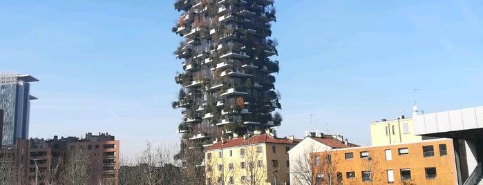 Bosco Verticale is one of Milan.