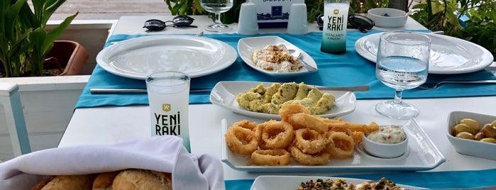 Ayvalık Balıkçısı Kuşadası is one of Orte, die ✨💫GöZde💫✨ gefallen.
