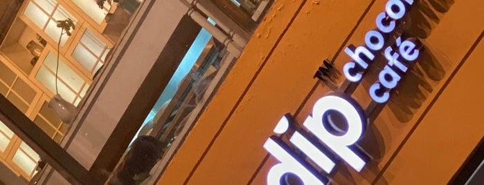 Dip N Dip is one of Lugares favoritos de Ahmed.