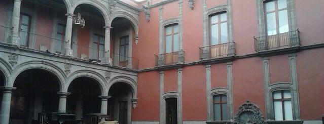 Museo de la Ciudad de México is one of Día 2.