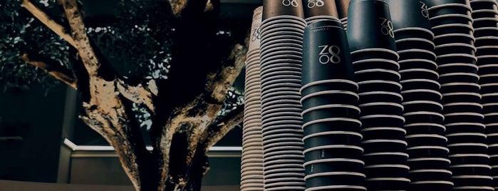 8Oz Speciality Coffee is one of Riyadh coffee.