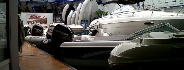 Naval Motor is one of Tops.