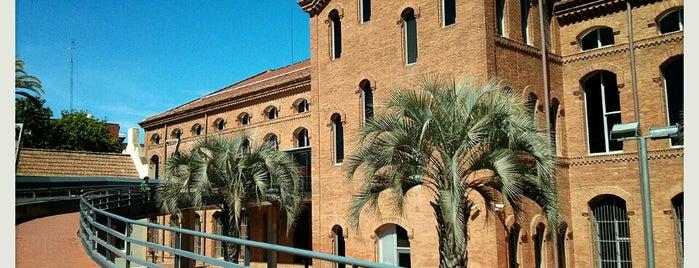 Biblioteca Tecla Sala is one of La Nit dels Museus 2013.