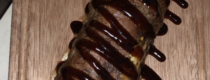 Beeves Burger is one of Riyadh.