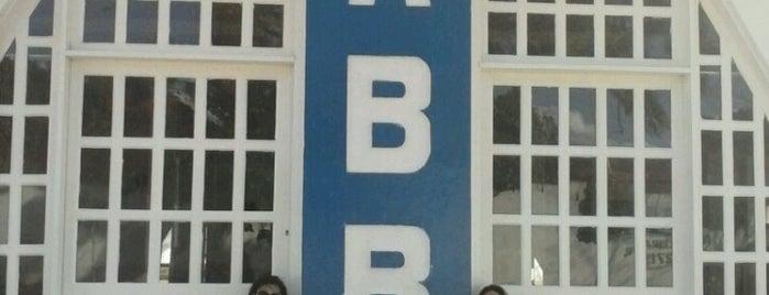 AABB - Associação Atlética do Banco do Brasil is one of *****Beta Clube*****.