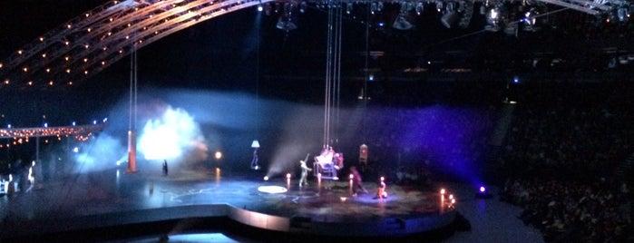 Quidam / Cirque dy Soleil is one of Locais curtidos por Евгения.