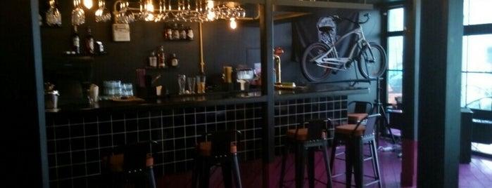 Velocity diner&bar is one of Orte, die Tatyana ✌💋👌 gefallen.