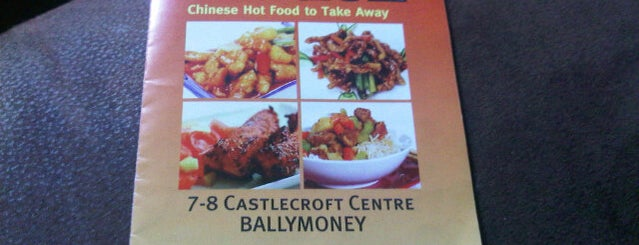 China garden is one of Northern Ireland + Ireland.