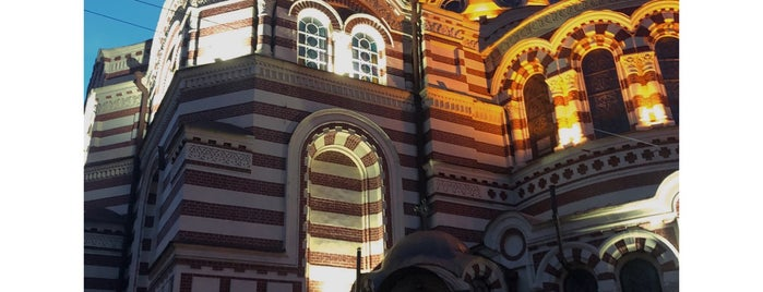 Annunciation Cathedral is one of Ukrayna.