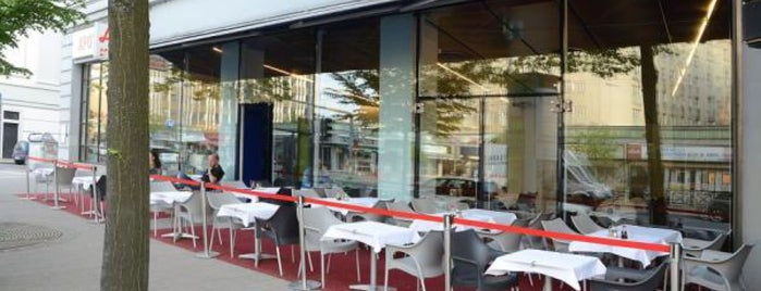 Kiang is one of Vienna's wheelchair accessible restaurants.