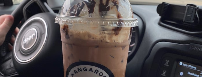 Kangaroo Coffee is one of Favorites.