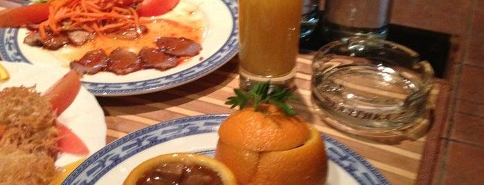 Пагода Мот Кот is one of My Piter: Food.