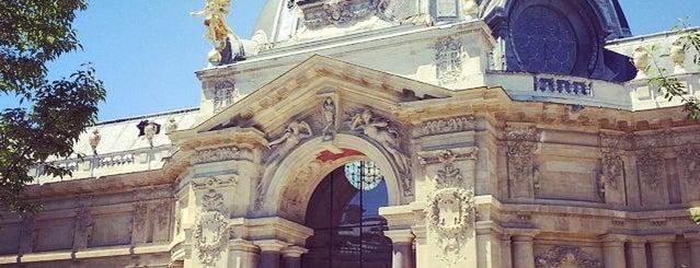"""Petit Palais is one of Le parcours """"Pass Jeunes""""."""