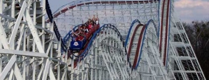 The Great American Scream Machine is one of 416 Tips on 4sqDay 2012.