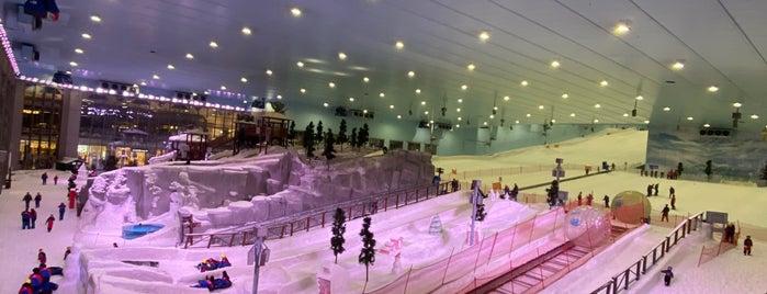 Ski Egypt is one of Orte, die Hana gefallen.