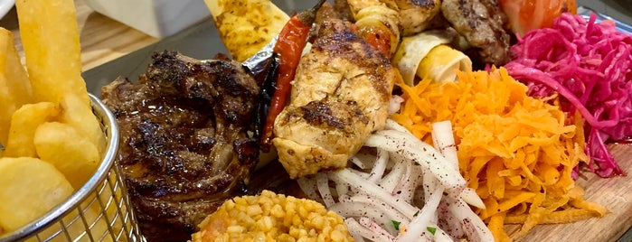 Saray Restaurant is one of South Africa.