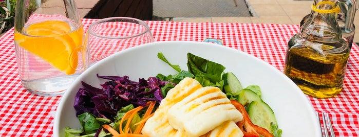 Palet Salata-Sandviç is one of IST.