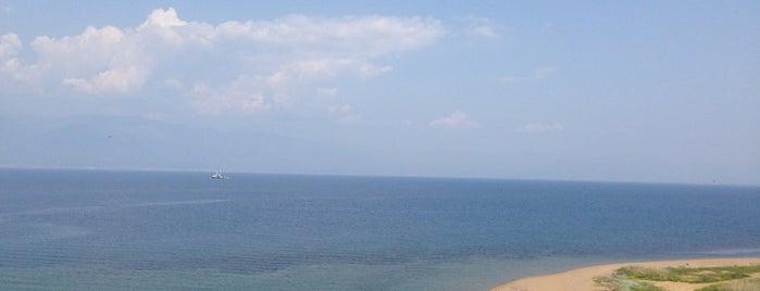 Mutlukent plaji is one of Balikesir.