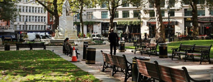 Leicester Square is one of London Cultural.