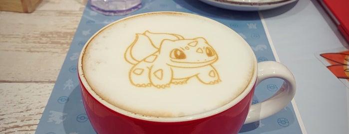 Pokemon Cafe Shinsaibashi is one of Japan.