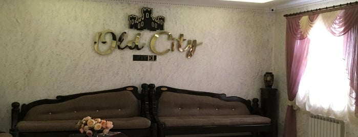 Old City is one of สถานที่ที่ Victor ถูกใจ.
