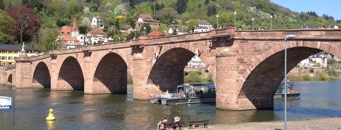Karl-Theodor-Brücke (Alte Brücke) is one of Heidelberg.