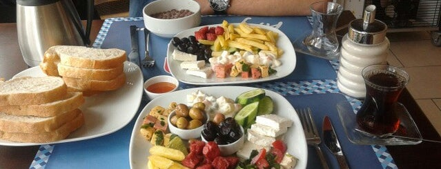 Pan Cafe is one of Afyonkarahisar.