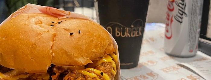 So Burger is one of Queen: сохраненные места.