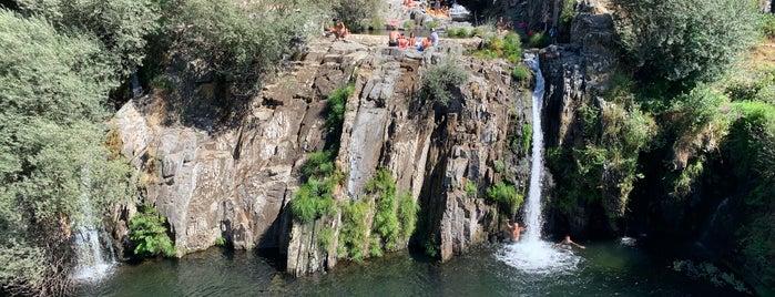 Poço da Broca is one of Praias Fluviais.