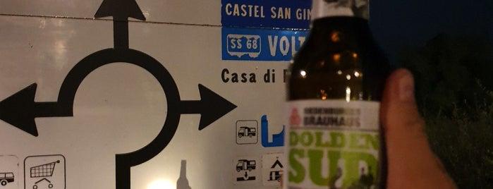 San Gimignano is one of Bahar'ın Beğendiği Mekanlar.