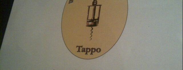 Tappo Wine Bar is one of Wine:.
