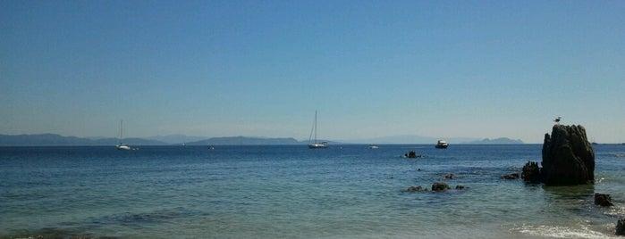 Praia de Melide is one of To do's Sanxenxo.