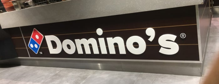 Domino's Pizza is one of Bruxelas 2019.