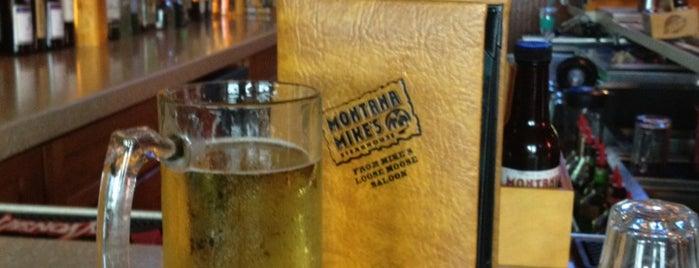 Montana Mike's Steakhouse is one of Tempat yang Disimpan La-Tica.