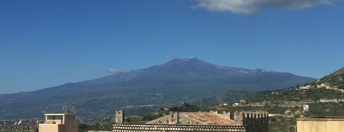 Taodomus Hotel Taormina is one of Sicilya.
