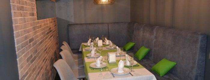 LOK is one of Бари, ресторани, кафе Рівне.