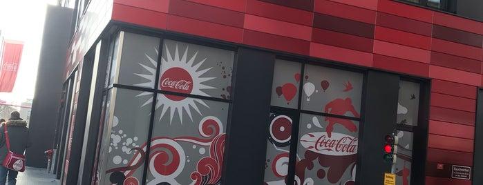Coca-Cola is one of Berlin.