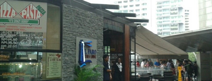 IL Faro Bistro & Lounge is one of Malaysia.